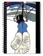 Footart Spiral Notebook