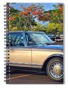 For Neuman Spiral Notebook