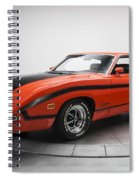 Ford Torino Spiral Notebook