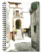 Foreshortening Spiral Notebook