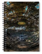 Forget Your Past Spiral Notebook