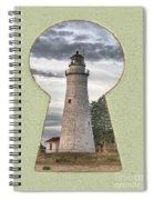 Fort Gratiot Lighthouse Spiral Notebook