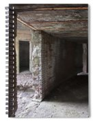 Fort Totten 6790 Spiral Notebook