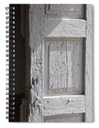 Fort Warren Door 7150 Spiral Notebook