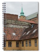 Fortress Spiral Notebook