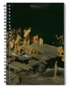 Forty-two Kids Spiral Notebook