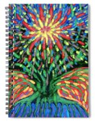 Fountain Spiral Notebook