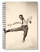Fred Astaire In Daddy Long Legs 1955 Spiral Notebook