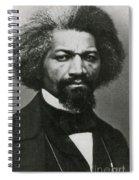 Frederick Douglass, African-american Spiral Notebook