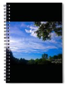 Frederick Maryland Countryside Spiral Notebook