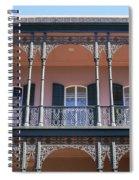 French Quarter 47 Spiral Notebook
