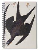 Frigate Pelican Spiral Notebook
