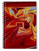 From Here To Eternity Spiral Notebook
