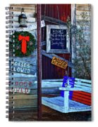 Front Porch Spiral Notebook