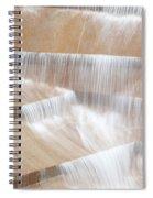 Ft Worth Water Gardens Spiral Notebook