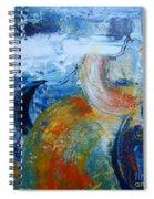 Galaxie  Spiral Notebook