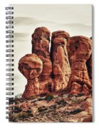 Garden Of Eden Spiral Notebook