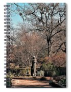 Garden Walk Spiral Notebook