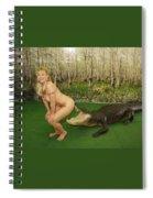 Gator Bites Spiral Notebook