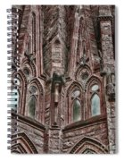 gaudi Barcelona Spiral Notebook