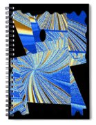 Geometric Abstract 2 Spiral Notebook
