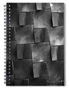 Geometrix Abstract Art Spiral Notebook