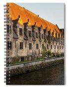 Ghent2 Spiral Notebook