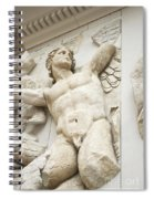 Gigantes  With Eros Spiral Notebook