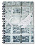 Glass Wall Spiral Notebook