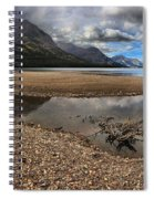 Goat Haunt Tide Pool Reflections Spiral Notebook