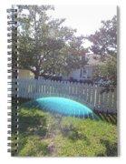 Gods Backyard Spiral Notebook