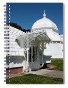 Golden Gate Conservatory Spiral Notebook