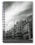 Gran Via Spiral Notebook