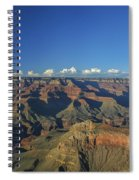 Grand Canyon At Sunset Spiral Notebook