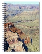 Grand Canyon27 Spiral Notebook