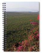 Great Rift Valley Ethiopia Spiral Notebook