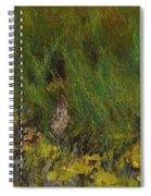 Grebe  Spiral Notebook