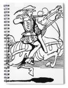 Grimm: Faithful John Spiral Notebook