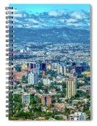 Guatemala City - Guatemala I Spiral Notebook