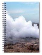 Gunnuhver - Iceland Spiral Notebook
