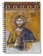 Hagia Sophia: Mosaic Spiral Notebook