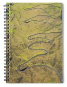 Haleakala Highway Spiral Notebook
