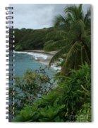 Hamoa Beach Maui Hawaii Spiral Notebook