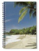 Hana Coast, Hamoa Beach Spiral Notebook