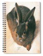 Hare 1528  Spiral Notebook