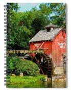 Harper's Mill Spiral Notebook