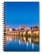 Harrisburg, Pennsylvania Spiral Notebook