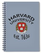 Harvard University Est. 1636 Spiral Notebook