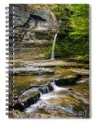 Havana Glen's Eagle Falls Spiral Notebook