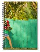 Hawaii Lifestyle Spiral Notebook